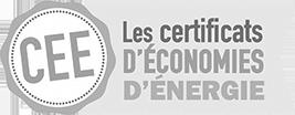 Entreprise Georges, plaquiste, a le certificat d'économie d'énergie