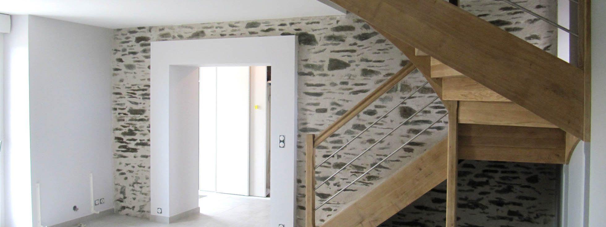 plafond en plaque de platre